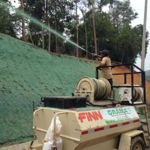 Beneficios de Hidrosiembra en Panamá