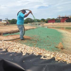 Evitar erosión hídrica en Panamá
